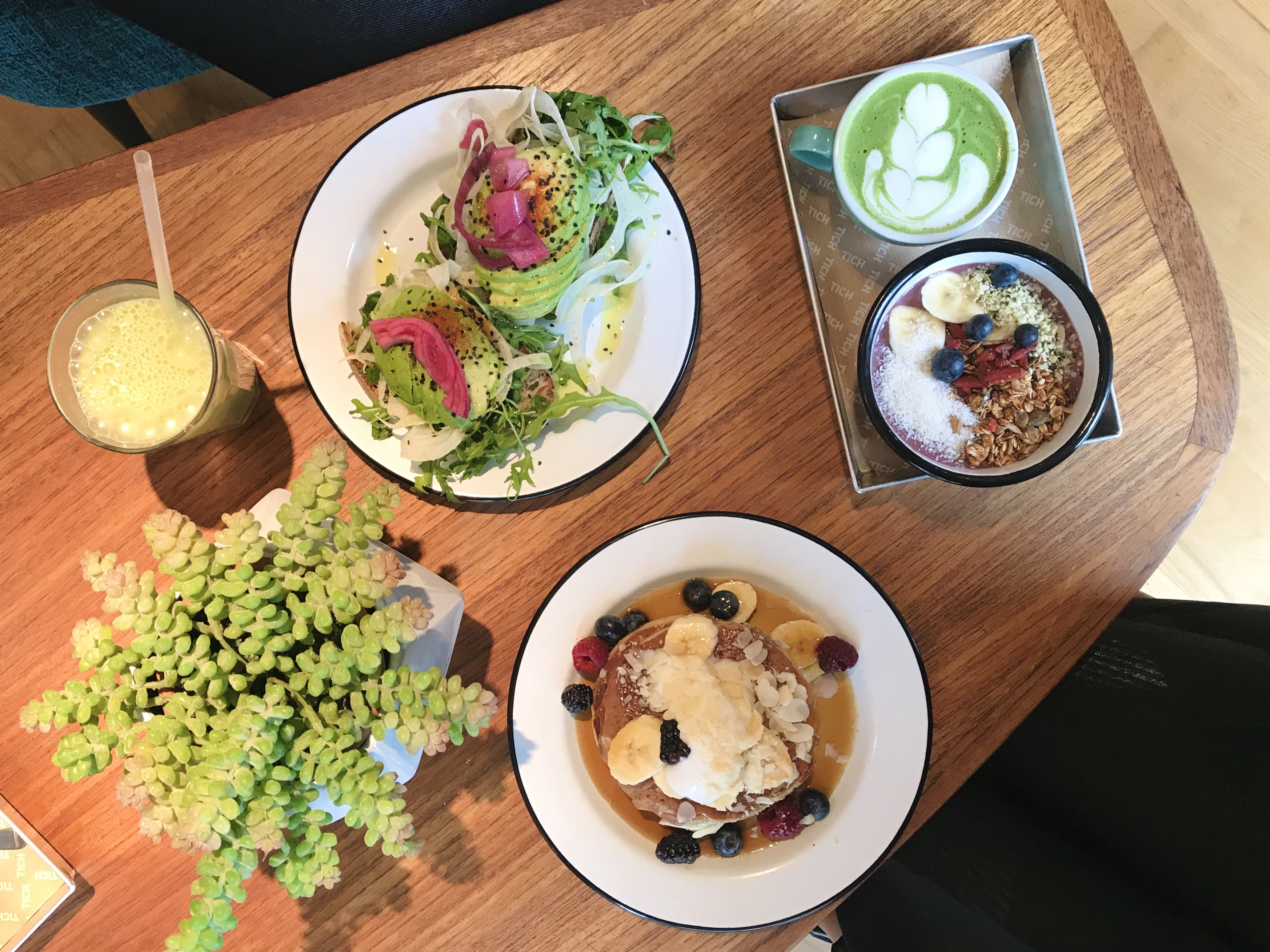 tich healthy living brussels | brunch in brussels